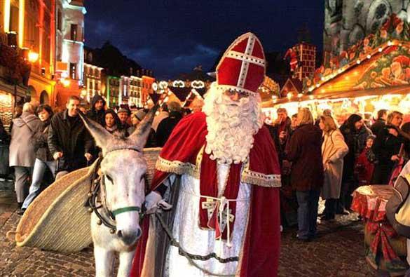 Saint-Nicolas, l'ancêtre du Père Noël